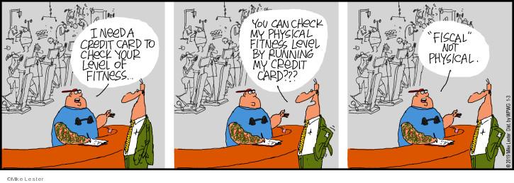 Comic Strip Mike Lester  Mike du Jour 2019-01-03 card
