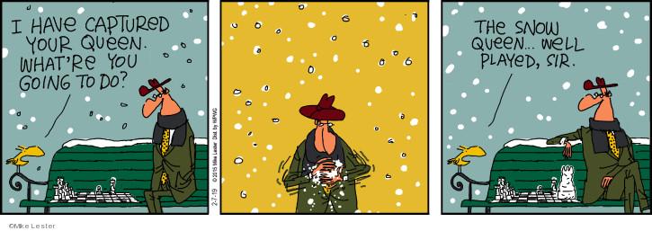 Comic Strip Mike Lester  Mike du Jour 2019-02-07 capture