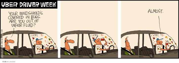 Comic Strip Mike Lester  Mike du Jour 2019-03-23 drive
