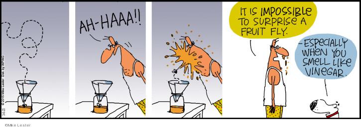 Cartoonist Mike Lester  Mike du Jour 2020-03-06 Mike