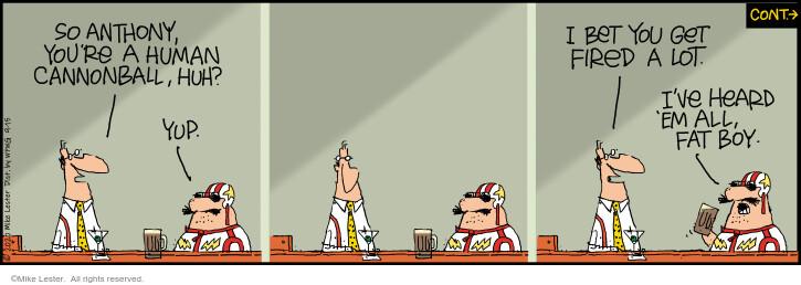 Comic Strip Mike Lester  Mike du Jour 2020-09-15 job