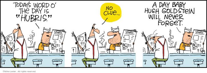 Comic Strip Mike Lester  Mike du Jour 2021-05-08 wordplay