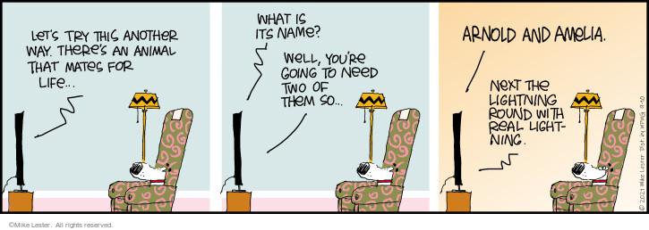 Comic Strip Mike Lester  Mike du Jour 2021-09-10 name
