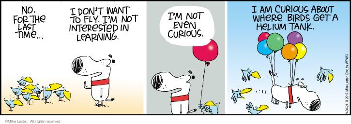 Comic Strip Mike Lester  Mike du Jour 2021-09-30 strip