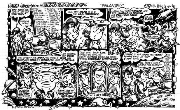 Comic Strip Nina Paley  Nina's Adventures 1989-01-01 science