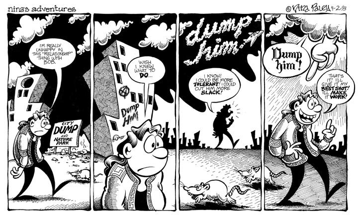 Comic Strip Nina Paley  Nina's Adventures 1993-04-02 relationship