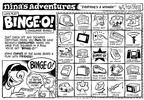 Cartoonist Nina Paley  Nina's Adventures 1999-09-19 consumer