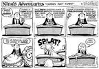 Cartoonist Nina Paley  Nina's Adventures 1999-09-12 education