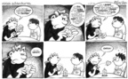 Cartoonist Nina Paley  Nina's Adventures 1992-10-27 along