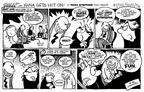 Cartoonist Nina Paley  Nina's Adventures 1993-07-09 give