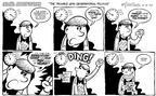 Cartoonist Nina Paley  Nina's Adventures 1993-10-31 year