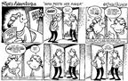 Cartoonist Nina Paley  Nina's Adventures 1994-03-25 believe