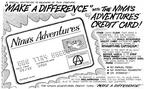 Cartoonist Nina Paley  Nina's Adventures 1995-05-19 consumer