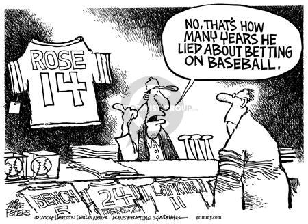 Mike Peters  Mike Peters' Editorial Cartoons 2004-01-08 number