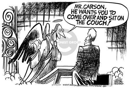 Mike Peters  Mike Peters' Editorial Cartoons 2005-01-26 Christ