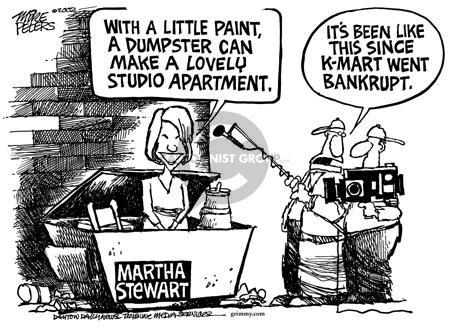 Cartoonist Mike Peters  Mike Peters' Editorial Cartoons 2002-01-27 store