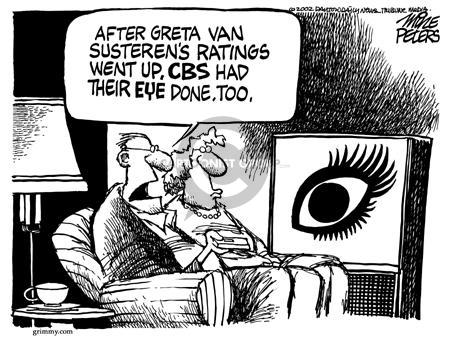 Mike Peters  Mike Peters' Editorial Cartoons 2002-02-13 Greta