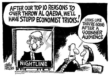 Cartoonist Mike Peters  Mike Peters' Editorial Cartoons 2002-03-07 youth