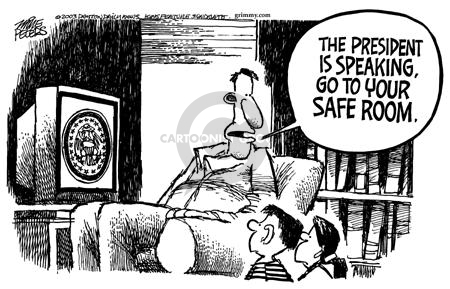 Mike Peters  Mike Peters' Editorial Cartoons 2003-03-20 safe