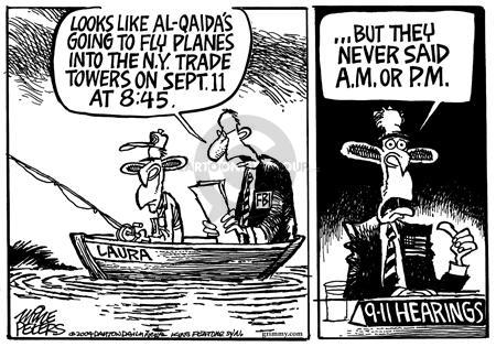 Cartoonist Mike Peters  Mike Peters' Editorial Cartoons 2004-04-04 trade