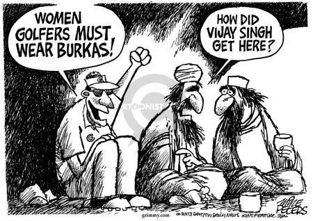 Cartoonist Mike Peters  Mike Peters' Editorial Cartoons 2003-05-16 terrorist