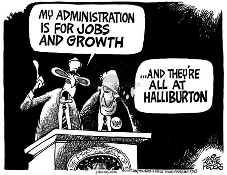 Cartoonist Mike Peters  Mike Peters' Editorial Cartoons 2003-05-17 special interest