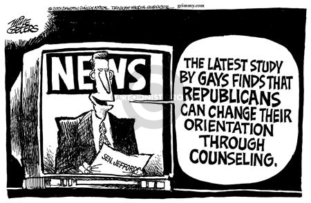 Mike Peters  Mike Peters' Editorial Cartoons 2001-05-23 study