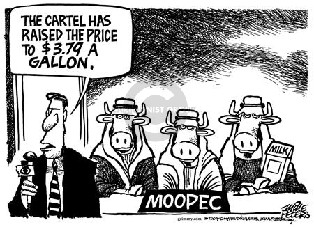 Mike Peters  Mike Peters' Editorial Cartoons 2004-05-23 energy cost