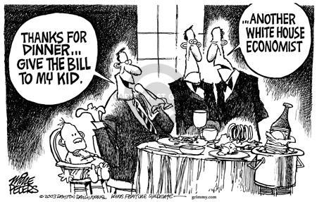 Mike Peters  Mike Peters' Editorial Cartoons 2003-06-05 generation