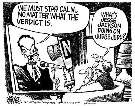 Mike Peters  Mike Peters' Editorial Cartoons 2005-06-11 matter