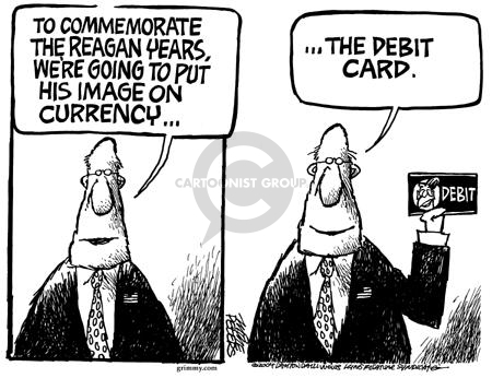 Mike Peters  Mike Peters' Editorial Cartoons 2004-06-17 currency