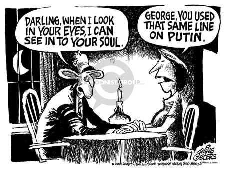 Mike Peters  Mike Peters' Editorial Cartoons 2001-06-24 sell