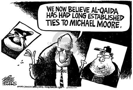 Cartoonist Mike Peters  Mike Peters' Editorial Cartoons 2004-06-25 9-11-01