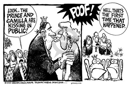 Mike Peters  Mike Peters' Editorial Cartoons 2001-06-29 affection