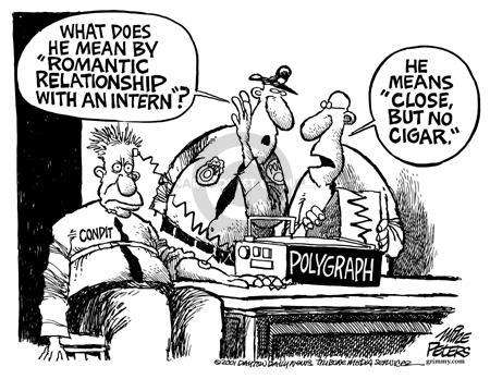 Cartoonist Mike Peters  Mike Peters' Editorial Cartoons 2001-07-14 meeting