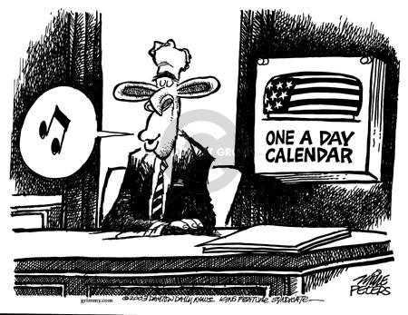 Mike Peters  Mike Peters' Editorial Cartoons 2003-07-17 number