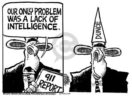 Cartoonist Mike Peters  Mike Peters' Editorial Cartoons 2004-07-23 9-11-01