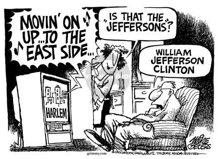 Cartoonist Mike Peters  Mike Peters' Editorial Cartoons 2001-08-01 move