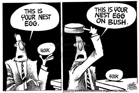 Mike Peters  Mike Peters' Editorial Cartoons 2002-08-02 stock market