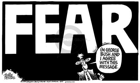 Mike Peters  Mike Peters' Editorial Cartoons 2004-08-06 message