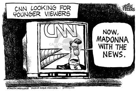 Cartoonist Mike Peters  Mike Peters' Editorial Cartoons 2001-08-08 generation