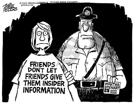 Mike Peters  Mike Peters' Editorial Cartoons 2002-08-15 stock market