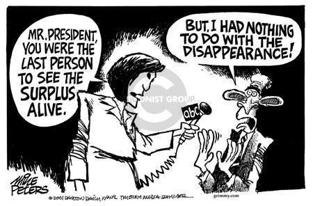 Mike Peters  Mike Peters' Editorial Cartoons 2001-08-27 guilty