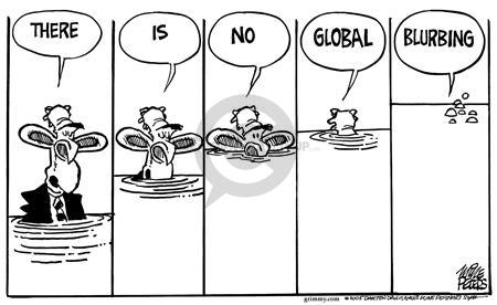 Cartoonist Mike Peters  Mike Peters' Editorial Cartoons 2005-09-03 devastation
