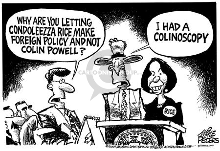 Cartoonist Mike Peters  Mike Peters' Editorial Cartoons 2001-09-06 national