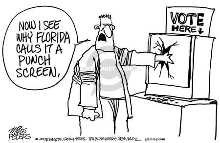 Mike Peters  Mike Peters' Editorial Cartoons 2002-09-17 tally