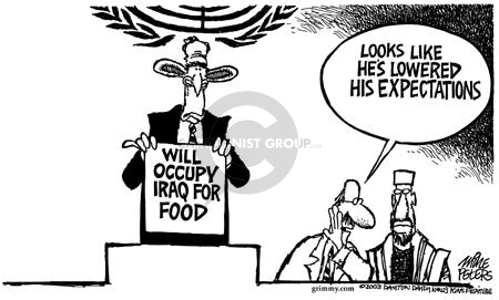 Mike Peters  Mike Peters' Editorial Cartoons 2003-09-25 Ford