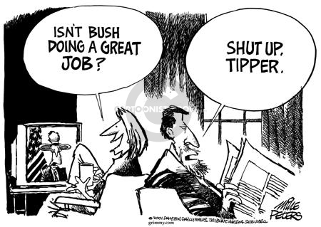 Cartoonist Mike Peters  Mike Peters' Editorial Cartoons 2001-09-27 war