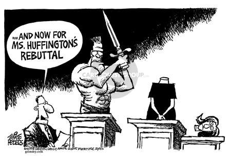 Mike Peters  Mike Peters' Editorial Cartoons 2003-09-27 recall