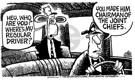 Mike Peters  Mike Peters' Editorial Cartoons 2005-10-14 driver